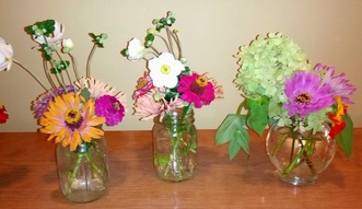 Flower Delivery bouquets